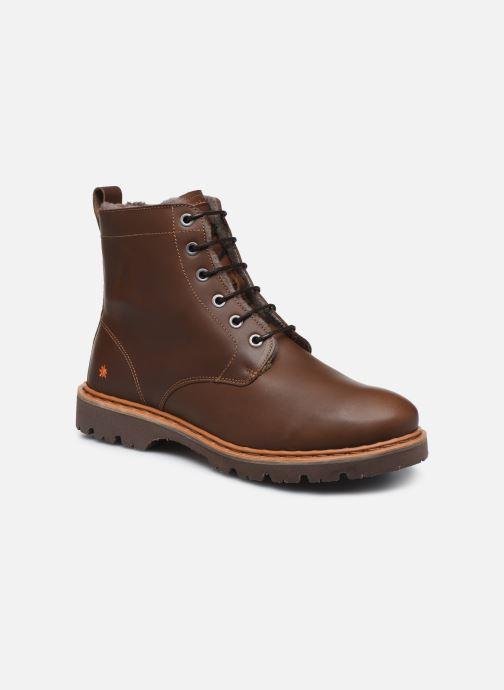 Boots en enkellaarsjes Art Basel 1480 Bruin detail