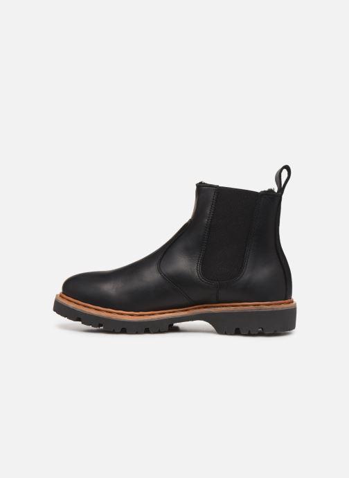 Stiefeletten & Boots Art Basel 1481 F schwarz ansicht von vorne