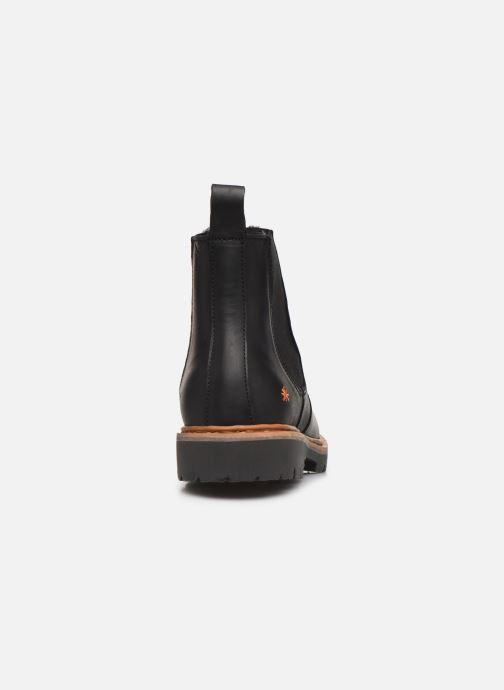 Stiefeletten & Boots Art Basel 1481 F schwarz ansicht von rechts
