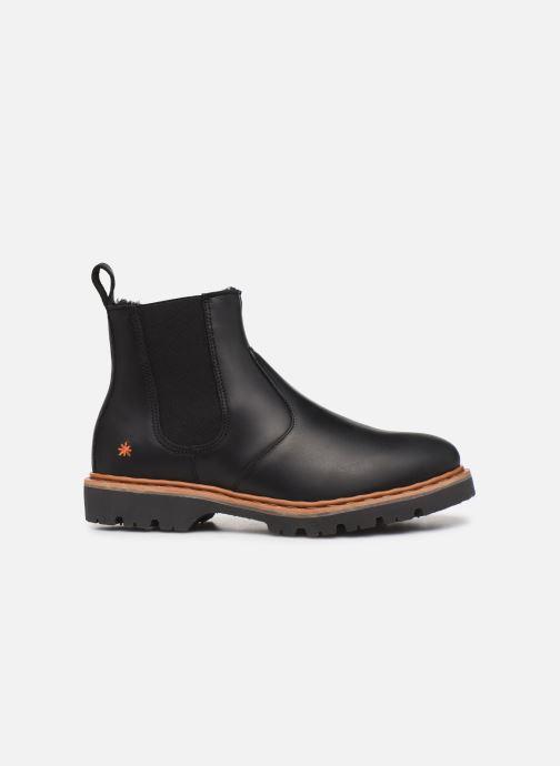 Stiefeletten & Boots Art Basel 1481 F schwarz ansicht von hinten