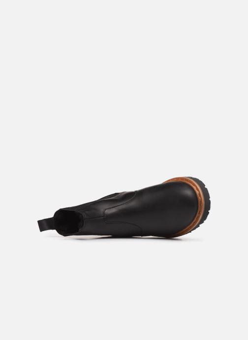 Stiefeletten & Boots Art Basel 1481 F schwarz ansicht von links