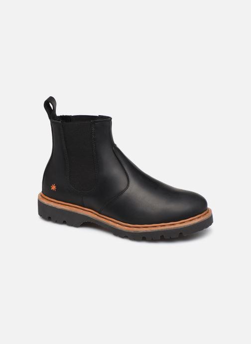Stiefeletten & Boots Art Basel 1481 F schwarz detaillierte ansicht/modell