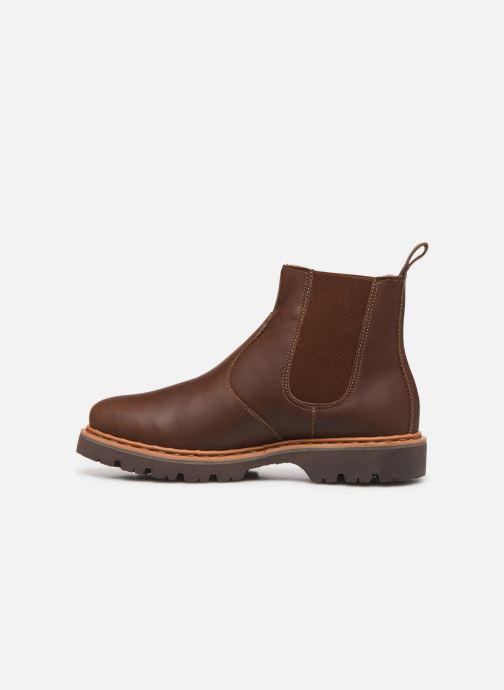 Boots en enkellaarsjes Art Basel 1481 F Bruin voorkant