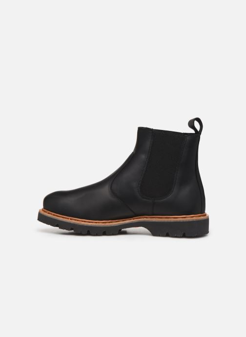 Bottines et boots Art Basel 1481 Noir vue face
