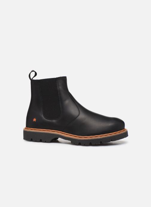 Bottines et boots Art Basel 1481 Noir vue derrière