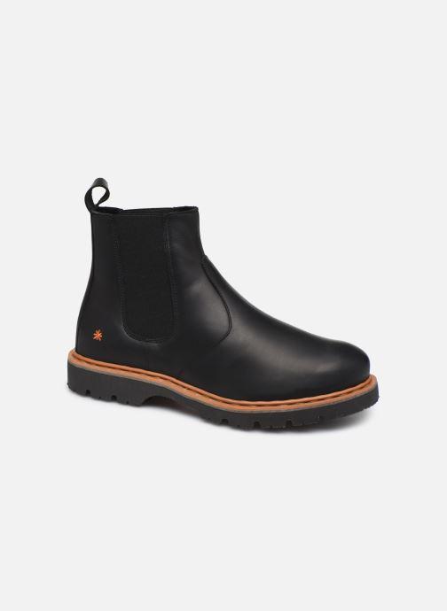 Bottines et boots Art Basel 1481 Noir vue détail/paire