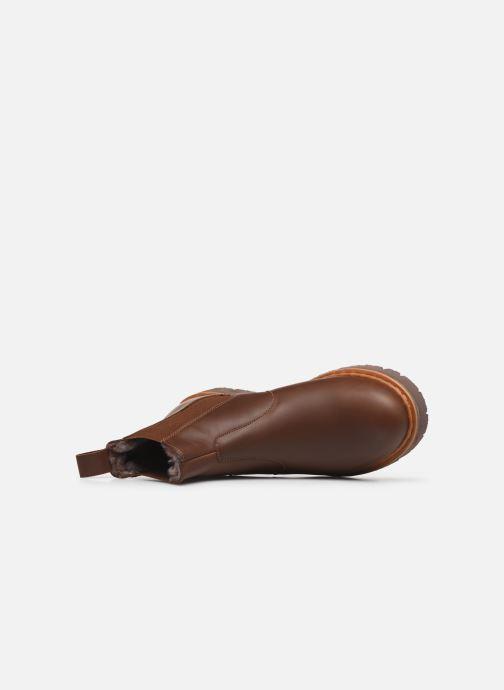 Boots en enkellaarsjes Art Basel 1481 Bruin links