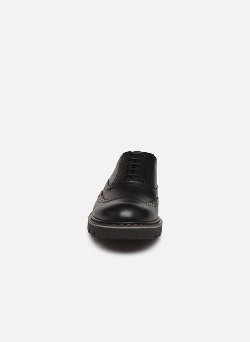 Zapatos con cordones Art Cambridge C005 Negro vista del modelo