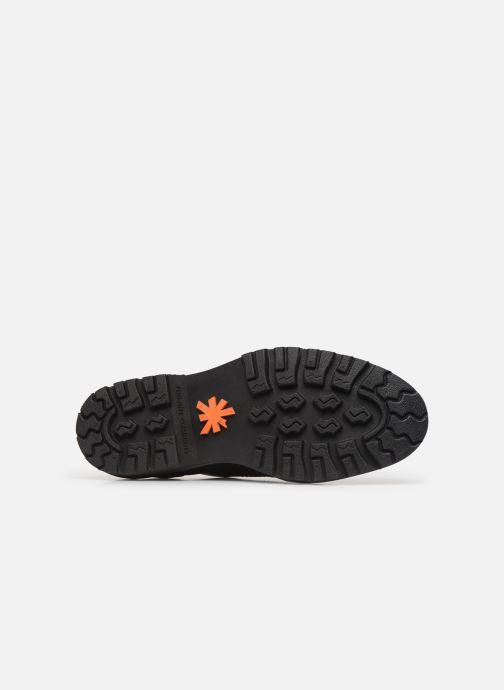 Chaussures à lacets Art Cambridge C005 Noir vue haut