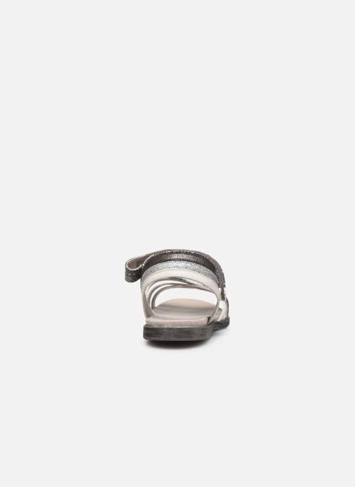 Sandalen Bullboxer Sandales-ALM003F1S_GYSIKB10 Grijs rechts