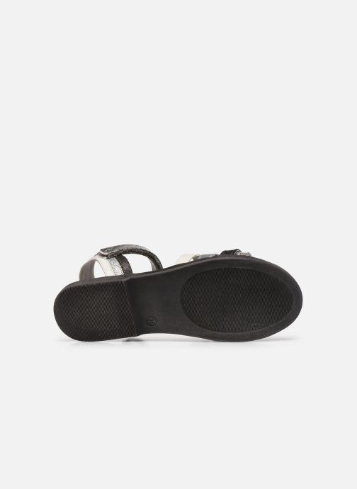 Sandales et nu-pieds Bullboxer Sandales-ALM003F1S_GYSIKB10 Gris vue haut
