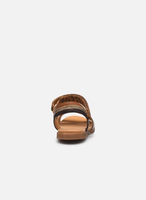 Sandales et nu-pieds Bullboxer Sandales-ALM003F1S_TANNKB10 Marron vue droite