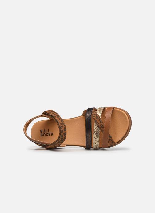 Sandales et nu-pieds Bullboxer Sandales-ALM003F1S_TANNKB10 Marron vue gauche