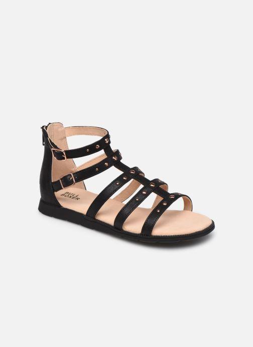 Sandales et nu-pieds Bullboxer Sandales-AGG021F1S_BLCKKB10 Noir vue détail/paire
