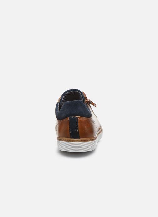 Sneaker Bullboxer Baskets-AHM024E5L_COGNKB40 braun ansicht von rechts