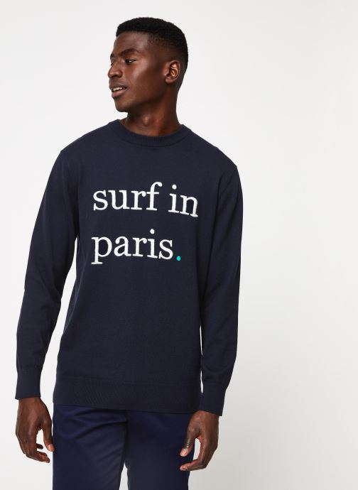 Sweatshirt - KNIT - SURF IN PARIS F
