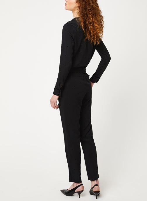 Vêtements Cuisse de Grenouille JUMPSUIT - LONG SLEEVES Noir vue portées chaussures