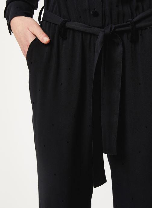 Vêtements Cuisse de Grenouille JUMPSUIT - LONG SLEEVES Noir vue face