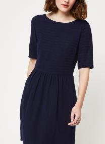 Robe mini - DRESS - V NECK BACK DRESS