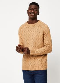 Sweatshirt - KNIT - SWEATER JACQUARD