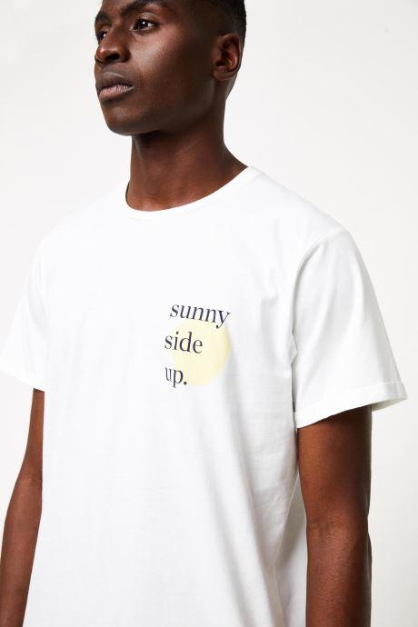 Vêtements Cuisse de Grenouille TEE-SHIRT - PRINT GANG F Blanc vue face