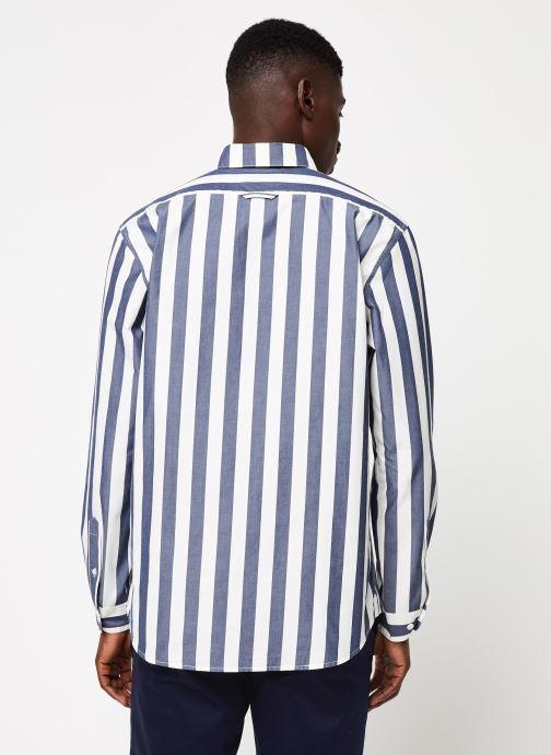 Vêtements Cuisse de Grenouille SHIRT - OVERSIZE SHIRT Noir vue portées chaussures