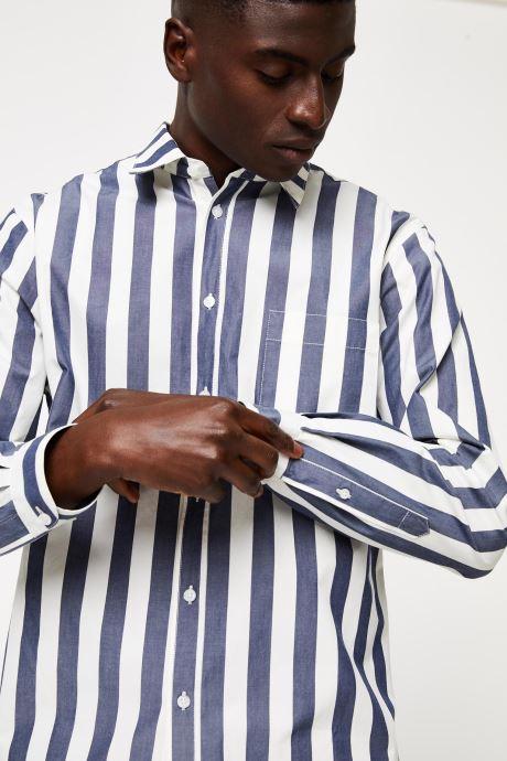 Vêtements Cuisse de Grenouille SHIRT - OVERSIZE SHIRT Noir vue face
