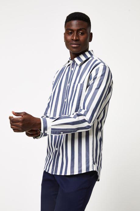 Vêtements Cuisse de Grenouille SHIRT - OVERSIZE SHIRT Noir vue détail/paire