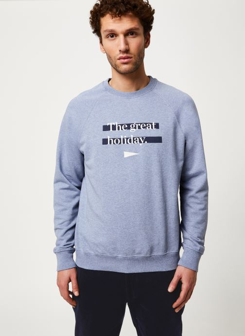 Sweatshirt - SWEATSHIRT - PRINT F