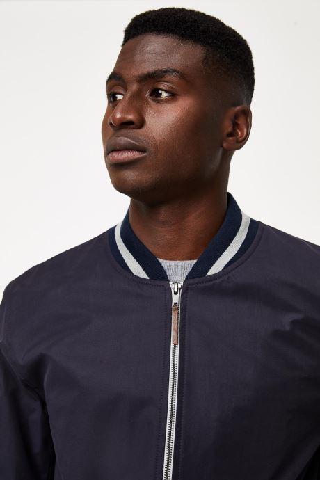 Vêtements Cuisse de Grenouille OUTERWEAR - TEDDY F Bleu vue face
