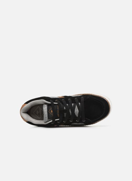 Trainers Roadsign Dacha Black view from the left