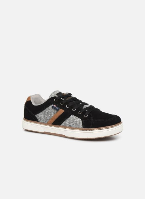Trainers Roadsign Dacha Black detailed view/ Pair view