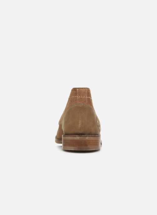 Boots en enkellaarsjes Roadsign Girun Bruin rechts