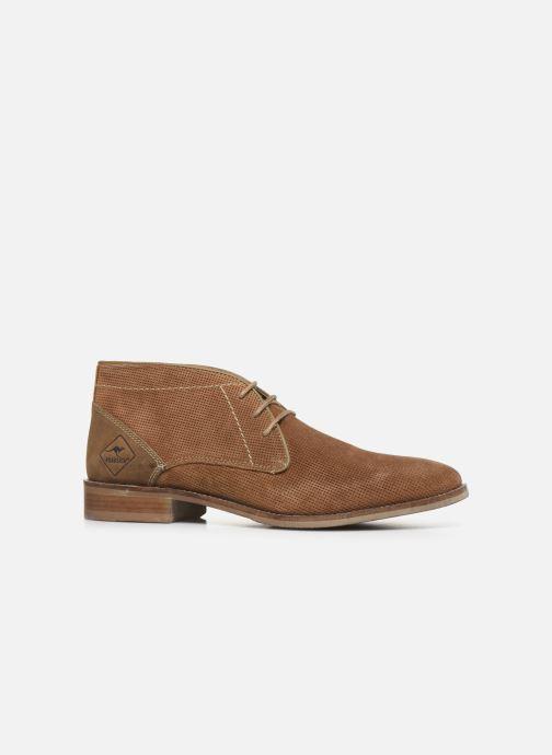 Boots en enkellaarsjes Roadsign Girun Bruin achterkant