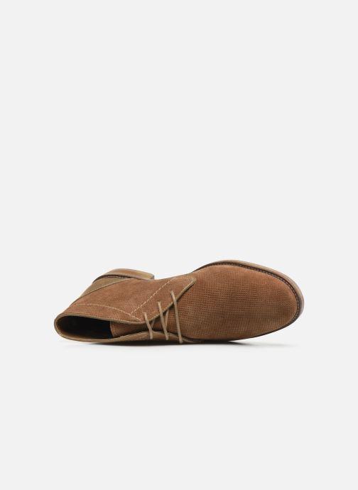 Boots en enkellaarsjes Roadsign Girun Bruin links