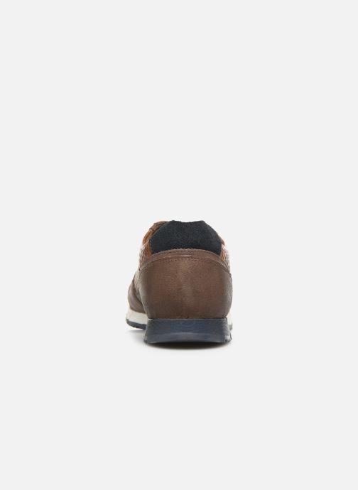 Sneakers Roadsign Gister Marrone immagine destra