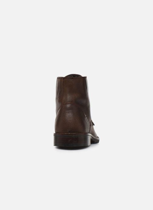 Bottines et boots Roadsign Incluse Marron vue droite