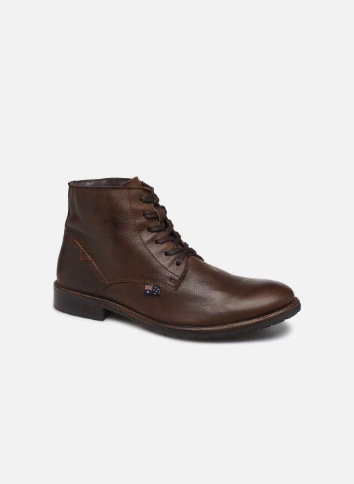 Bottines et boots Roadsign Incluse Marron vue détail/paire