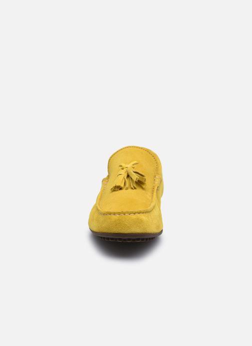 Mocassins Marvin&Co Samueli Jaune vue portées chaussures