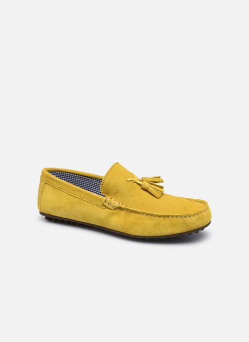 Slipper Marvin&Co Samueli gelb detaillierte ansicht/modell