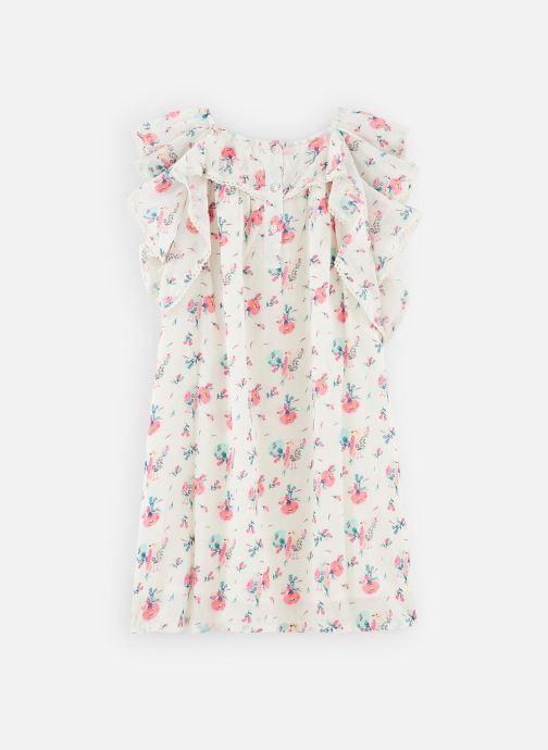 Vêtements Moon Paris Dress Joy Blanc vue bas / vue portée sac