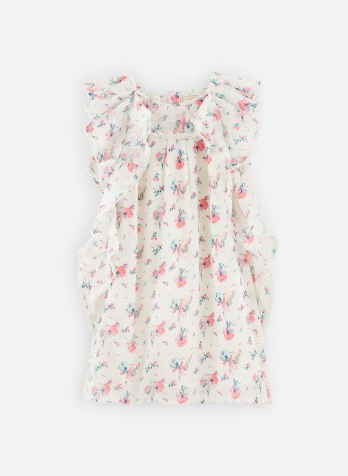 Vêtements Moon Paris Dress Joy Blanc vue détail/paire