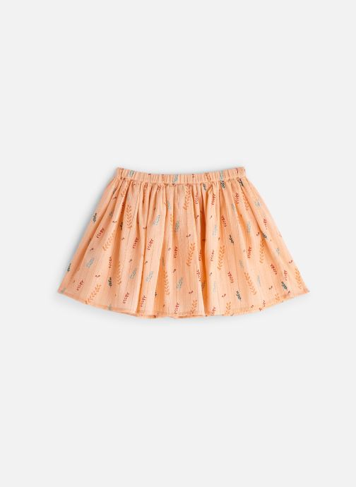 Vêtements Moon Paris Skirt Manon Orange vue bas / vue portée sac