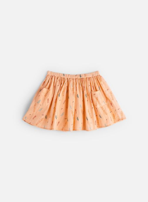 Vêtements Moon Paris Skirt Manon Orange vue détail/paire