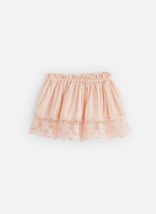 Vêtements Moon Paris Skirt hazel Rose vue bas / vue portée sac