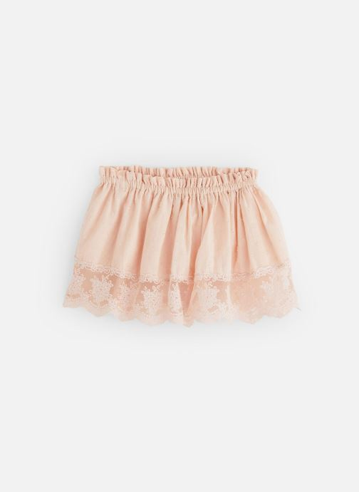 Vêtements Moon Paris Skirt hazel Rose vue détail/paire