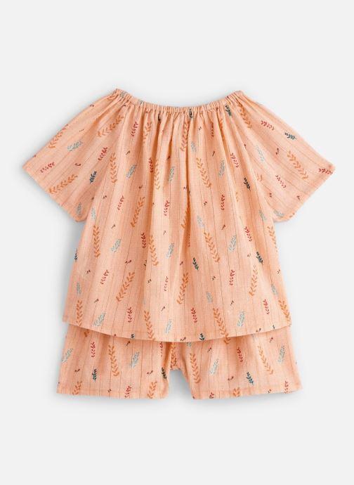 Vêtements Moon Paris Pyjamas fanny Orange vue bas / vue portée sac