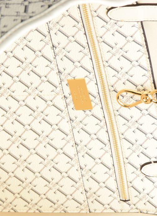 Sacs à main Lauren Ralph Lauren COLLINS 32 Blanc vue derrière