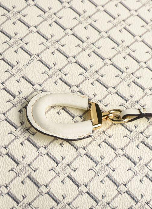 Sacs à main Lauren Ralph Lauren COLLINS 32 Blanc vue gauche