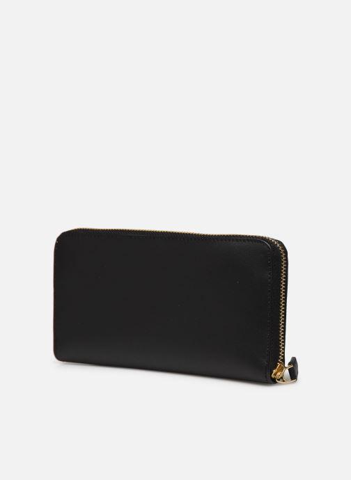 Petite Maroquinerie Lauren Ralph Lauren ZIP CONT WALLET Noir vue droite